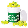 ONCOURT OFFCOURT Quick Start Pressureless 36 Ball Bucket