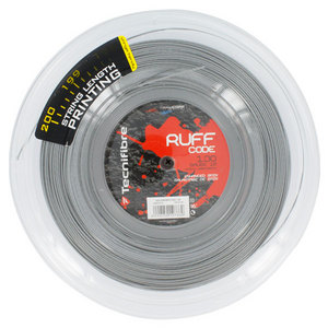 Ruff Code 16G Reel Tennis String