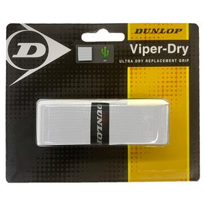 DUNLOP VIPERDRY WHITE ULTRA DRY REPLACMENT GRIP