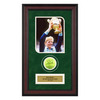 ACE AUTHENTIC Boris Becker Autographed Ball Memorabilia