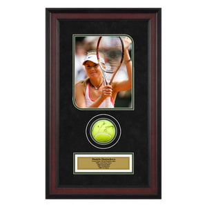ACE AUTHENTIC DANIELA HANTUCHOVA AUTOGRAPHED BALL MEM