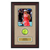 ACE AUTHENTIC Ana Ivanovic Autographed Ball Memorabilia