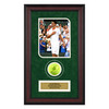 ACE AUTHENTIC Novak Djokovic Autographed Ball Memorabilia