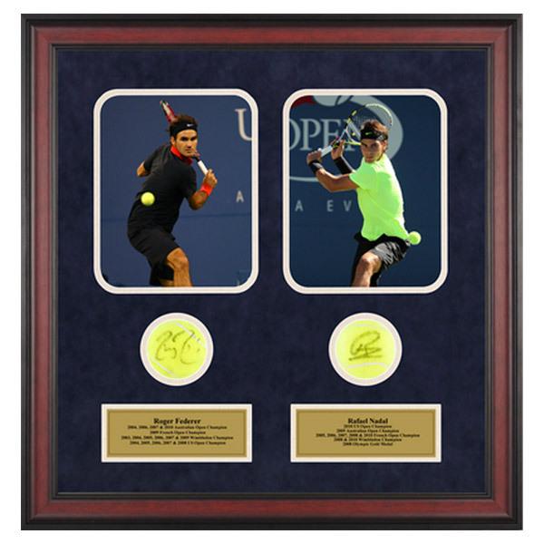 Roger Federer And Rafael Nadal Memorabilia
