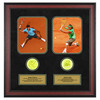 ACE AUTHENTIC Roger Federer And Rafael Nadal Memorabilia