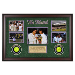 ACE AUTHENTIC THE MATCH SIGNED MEMORABILIA FEDERER