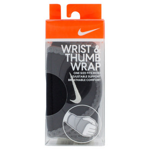 NIKE ADJUSTABLE WRIST AND THUMB WRAP