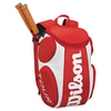 WILSON Tour Red/White Large Tennis Backpack
