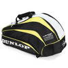 DUNLOP Biomimetic 6 Racquet Yellow Thermo Tennis Bag