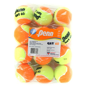 PENN QST 60 LOW COMPRESSION 12 BALL PACK