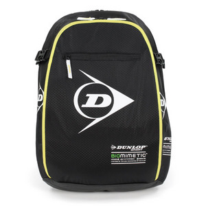 DUNLOP BIOMIMETIC LARGE YELLOW TENNIS BACKPACK