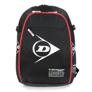 DUNLOP BIOMIMETIC LARGE RED TENNIS BACKPACK
