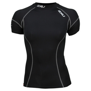 2XU WOMENS SHORT SLEEVE COMPRESSION TOP