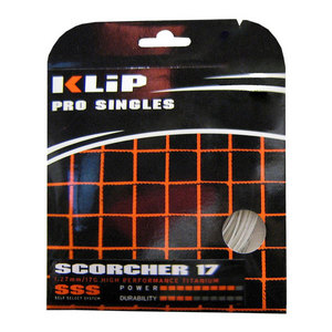 KLIP SCORCHER PRO SINGLE 17G WHITE STRINGS