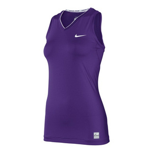 Women`s Pro Core Tight Sleeveless V Neck