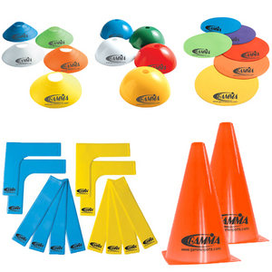 GAMMA FIRST SET TENNIS COURT MARKER KIT