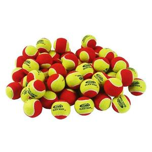 GAMMA QUICK KIDS 36 TENNIS BALLS 60 PACK