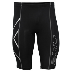 2XU MENS BLACK COMPRESSION SHORT