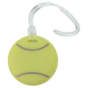FROMUTH TENNIS BALL LUGGAGE TAG