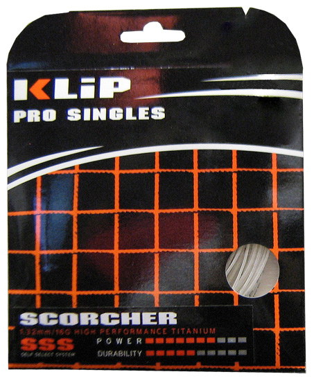Scorcher Pro Single 16g White Strings
