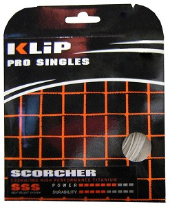 KLIP SCORCHER PRO SINGLE 16G WHITE STRINGS