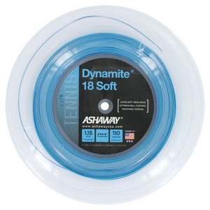 Dynamite 18 Soft Reel Tennis String