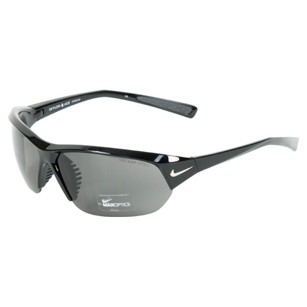 Skylon Ace Black Tennis Sunglasses