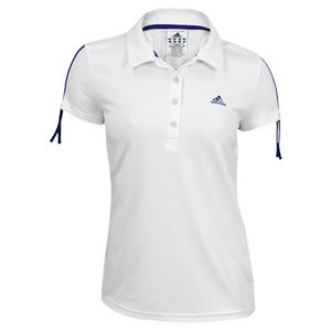 adidas WOMENS RESPONSE TRADITIONAL TENNIS POLO