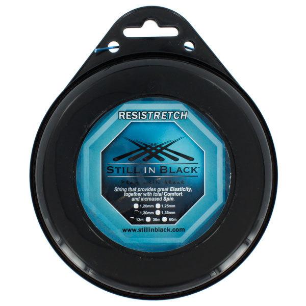 Resistretch 1.30mm Blue Tennis String