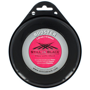 STILL IN BLACK BOOSTER 1.30MM BLACK TENNIS STRING