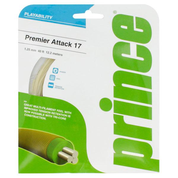 Premier Attack 17g Natural Tennis String