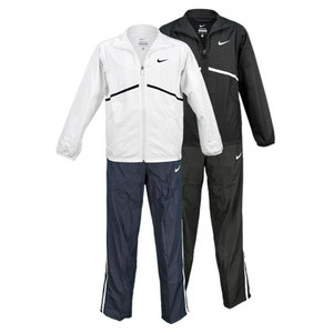 NIKE BOYS NET WOVEN TENNIS WARM UP