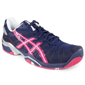 ASICS Women`s Gel Resolution 4 Purple Shoes