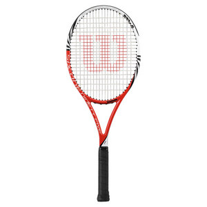 WILSON NEW SIX.ONE 95 BLX 18X20 TENNIS RACQUET