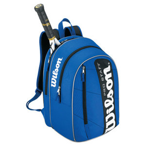 WILSON PRO STAFF BLUE TENNIS BACKPACK