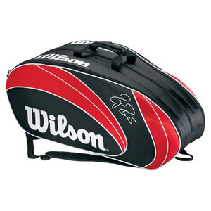 WILSON ROGER FEDERER 6 PACK TENNIS BAG