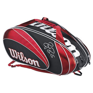 WILSON ROGER FEDERER 15 PACK TENNIS BAG