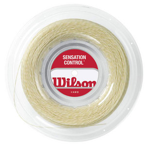 WILSON SENSATION CONTROL 16G/1.30MM REEL STRING