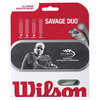 Savage Duo Hybrid Tennis String by WILSON