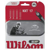WILSON NXT 17G Black Tennis String