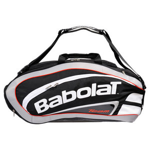 BABOLAT TEAM COMPETITION BLACK TENNIS BAG