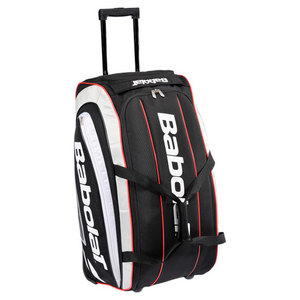BABOLAT TEAM TRAVEL TENNIS ROLLING BAG