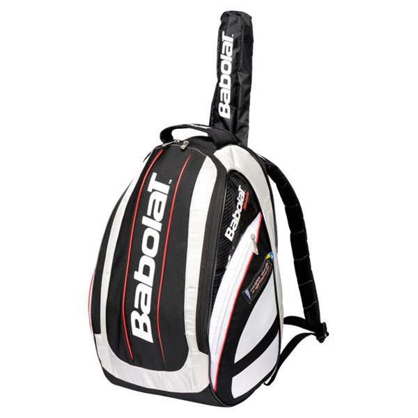 Team Tennis Backpack Black