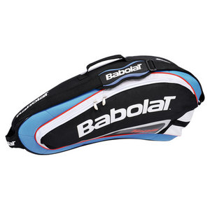 BABOLAT TEAM 3 PACK BLUE TENNIS RACQUET HOLDER