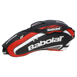 BABOLAT TEAM 3 PACK RED TENNIS RACQUET HOLDER