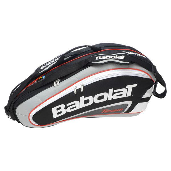 Team 6 Pack Tennis Racquet Holder Black