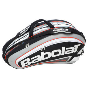 BABOLAT TEAM 12 PACK TENNIS RACQUET HOLDER BLACK