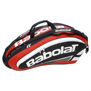 BABOLAT TEAM 9 PACK RED TENNIS RACQUET HOLDER