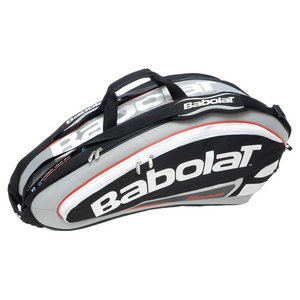 BABOLAT TEAM 9 PACK BLACK TENNIS RACQUET HOLDER