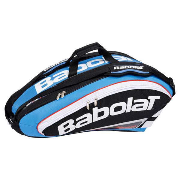 Team 9 Pack Blue Tennis Racquet Holder